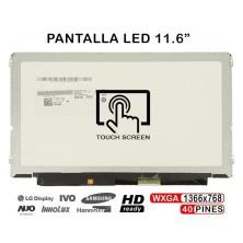 """PANTALLA LED DE 11.6"""" TÁCTIL PARA PORTÁTIL DELL LATITUDE 3160 B116XTT01.0 5NWPY"""