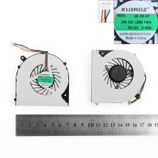 VENTILADOR CPU PARA PORTÁTIL TOSHIBA SATELLITE C850 C855 C875 C870 L850 L870 4 PINES VERSION 2
