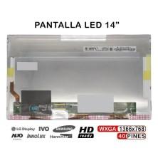 "PANTALLA LED DE 14"" PARA PORTÁTIL DELL X7JCD 0X7JCD LTN140AT19-201"