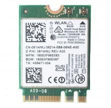 TARJETA INTEL DUAL BAND 7265NGW 802.11AN WIFI + BLUETOOTH 4.0 PARA PORTÁTIL HP WLAN 756748-001