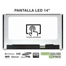 "PANTALLA LED DE 14"" PARA PORTÁTIL DELL LATITUDE E7490 B140HAK02.2 LP140WF5-SPM1 TÁCTIL"