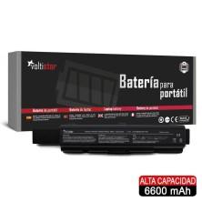 BATERIA DE ALTA HABILIDADE PARA PORTATIL TOSHIBA SATELLITE L500 L300 L500D L505 L505D A200 A205