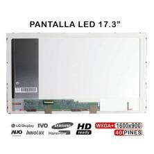 "PANTALLA LED DE 17.3"" PARA PORTÁTIL N173FGE-L11 40 PINES"
