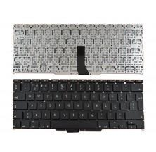 TECLADO PARA APPLE MACBOOK AIR A1370  / A1465 11.6 NEGRO PORTUGUES