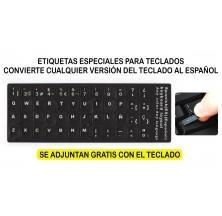 TECLADO PARA APPLE MACBOOK PRO UNICUERPO A1398 RETROILUMINADO PORTUGUES