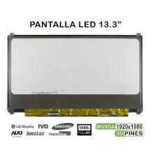 """PANTALLA LED DE 13.3"""" PARA PORTÁTIL ASUS ZENBOOK UX32VD FHD 30 PINES"""
