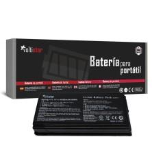 BATERIA PARA PORTATIL ASUS X50 X50C X50GL X50M X50N X50R X50RL X50SL X50V X50VL X50Z X58 X58LE