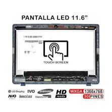 "PANTALLA LED + TÁCTIL DE 11.6"" PARA PORTÁTIL ACER ASPIRE V5-132P V5-132P-2446 B116XAN02.2 AZUL"