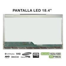 "PANTALLA LED DE 18.4"" PARA PORTÁTIL N184HGE-L21 REV.C1"