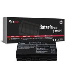 BATERIA PARA PORTATIL PACKARD BELL EASYNOTE mx52 | ASUS X51 SERIES y T12, T12C, T12Er, T12Fg
